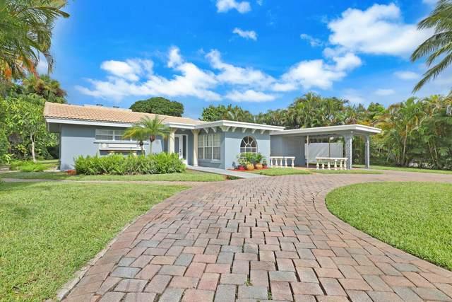 7217 W Lake Drive, Lake Clarke Shores, FL 33406 (MLS #RX-10741964) :: Castelli Real Estate Services