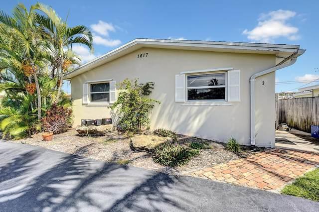 1617 SE 4th Street 1-3, Deerfield Beach, FL 33441 (#RX-10741979) :: Posh Properties