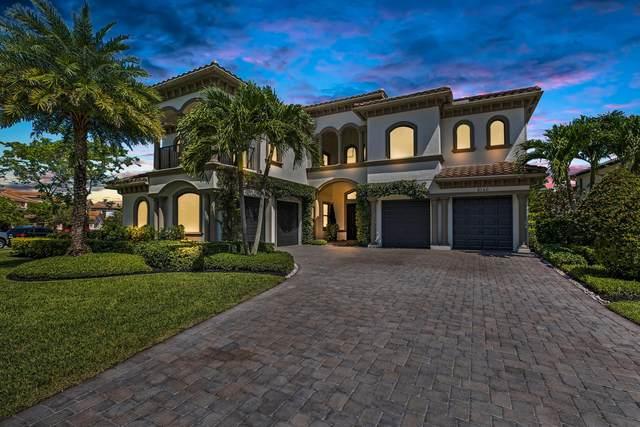 8146 Canopy Terrace, Parkland, FL 33076 (MLS #RX-10742053) :: Castelli Real Estate Services