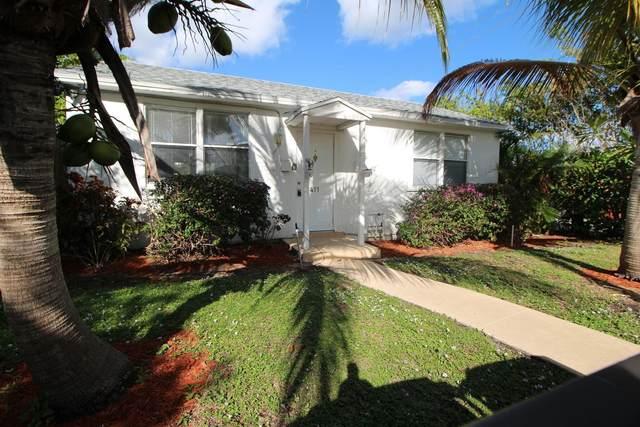 411 Maddock Street, West Palm Beach, FL 33405 (MLS #RX-10742057) :: Castelli Real Estate Services