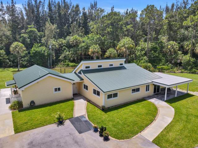 8225 Pioneer Road, West Palm Beach, FL 33411 (MLS #RX-10742059) :: Castelli Real Estate Services