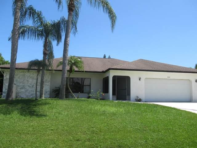 2425 SE Marius Street, Port Saint Lucie, FL 34952 (MLS #RX-10742062) :: Castelli Real Estate Services