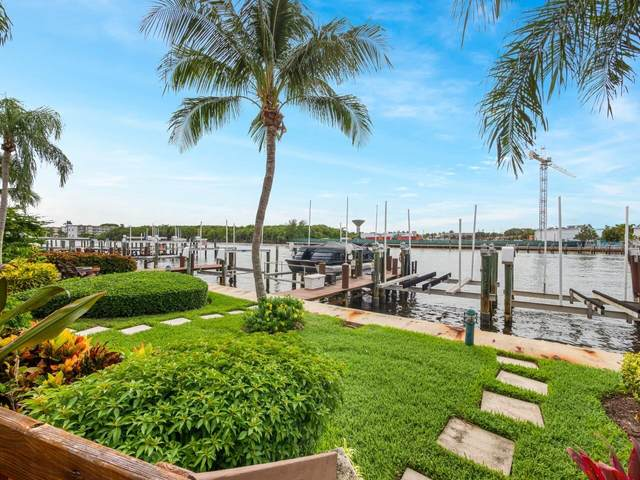 5554 N Ocean Boulevard 4A, Ocean Ridge, FL 33435 (#RX-10742069) :: Posh Properties