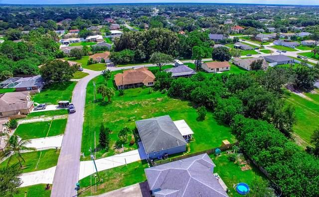 2186 SW Venus Street, Port Saint Lucie, FL 34953 (#RX-10742084) :: Heather Towe | Keller Williams Jupiter