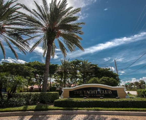 160 Yacht Club Way #309, Hypoluxo, FL 33462 (#RX-10742109) :: IvaniaHomes | Keller Williams Reserve Palm Beach