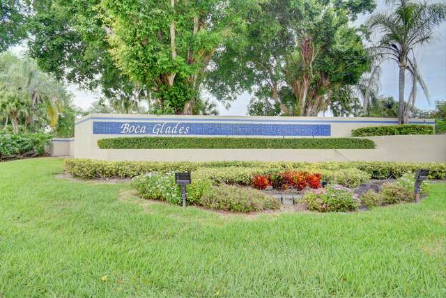 8657 W Boca Glades Boulevard C, Boca Raton, FL 33434 (#RX-10742123) :: Dalton Wade