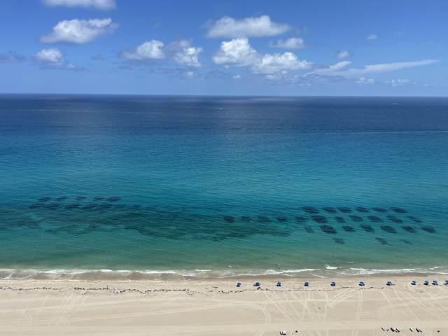 3000 N Ocean Drive 39-E, Singer Island, FL 33404 (MLS #RX-10742134) :: Berkshire Hathaway HomeServices EWM Realty
