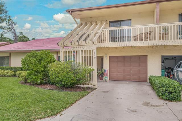 2949 Bent Pine Drive, Fort Pierce, FL 34951 (MLS #RX-10742177) :: Castelli Real Estate Services