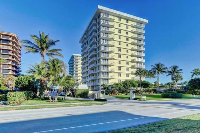 500 Ocean Drive W-3-C, Juno Beach, FL 33408 (#RX-10742339) :: Heather Towe   Keller Williams Jupiter