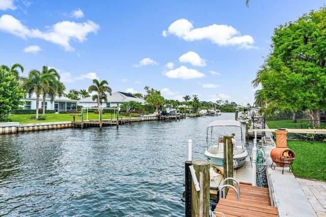 15 Tradewinds Circle, Tequesta, FL 33469 (MLS #RX-10742359) :: Berkshire Hathaway HomeServices EWM Realty