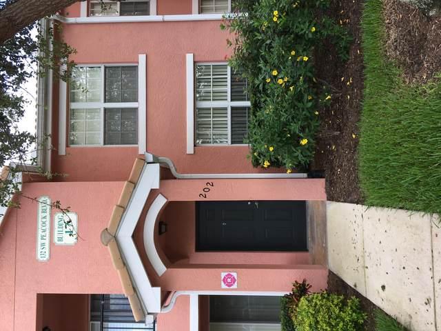 132 SW Peacock Boulevard SW #17202, Port Saint Lucie, FL 34986 (#RX-10742399) :: Baron Real Estate