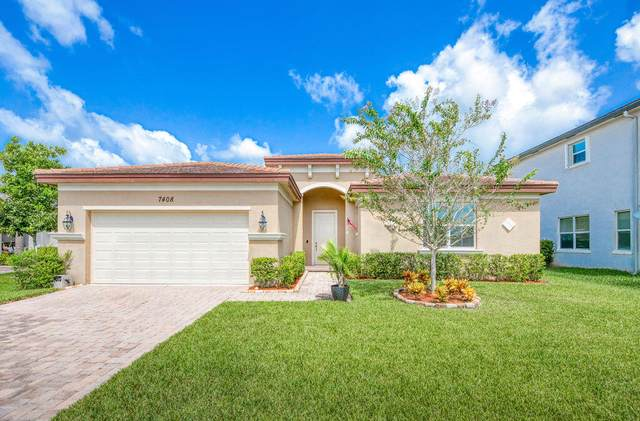 7408 NW Greenspring Street, Port Saint Lucie, FL 34987 (#RX-10742424) :: IvaniaHomes | Keller Williams Reserve Palm Beach