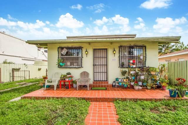 1159 NW 4th Street, Miami, FL 33128 (MLS #RX-10742427) :: Castelli Real Estate Services