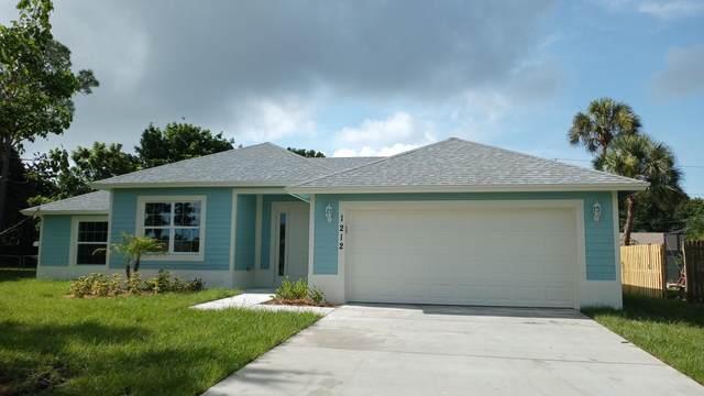 1212 SW Wellington Avenue, Port Saint Lucie, FL 34953 (MLS #RX-10742442) :: Castelli Real Estate Services