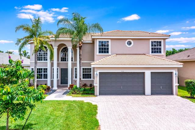 12010 NW 49th Drive, Coral Springs, FL 33076 (#RX-10742470) :: Heather Towe | Keller Williams Jupiter