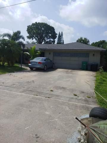 1218 SE Petunia Avenue, Port Saint Lucie, FL 34952 (#RX-10742513) :: Baron Real Estate