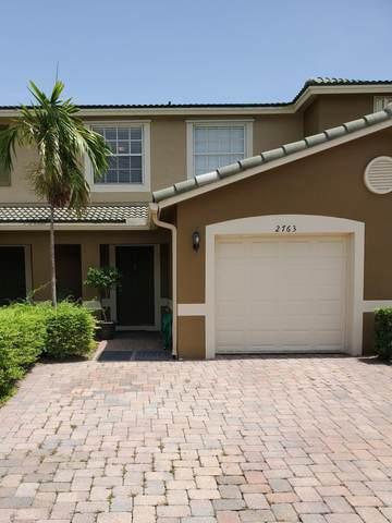 2763 SE Birmingham Drive #7, Stuart, FL 34994 (MLS #RX-10742643) :: Castelli Real Estate Services