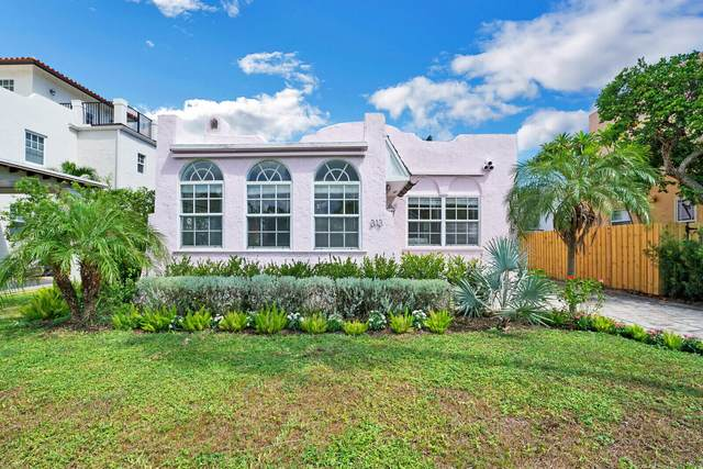 313 Nottingham Boulevard, West Palm Beach, FL 33405 (#RX-10742653) :: Michael Kaufman Real Estate