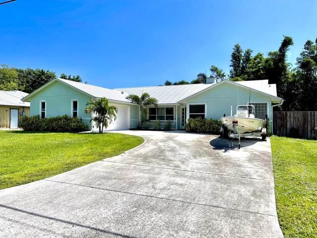 6106 Spruce Drive, Fort Pierce, FL 34982 (#RX-10742655) :: Posh Properties