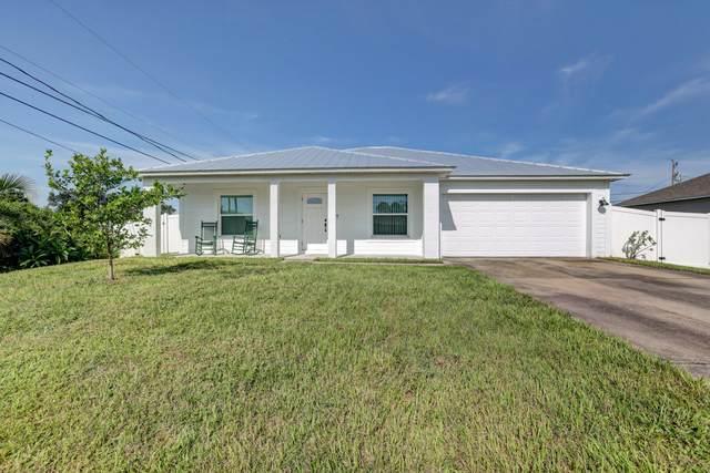 4450 SW Attlee Street, Port Saint Lucie, FL 34953 (#RX-10742712) :: Michael Kaufman Real Estate