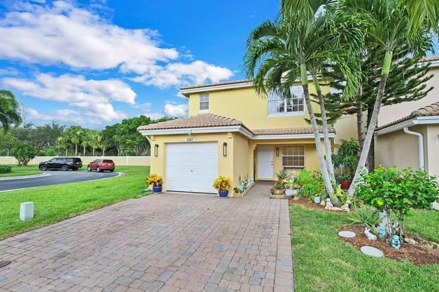 3287 Commodore Court, West Palm Beach, FL 33411 (#RX-10742799) :: Ryan Jennings Group