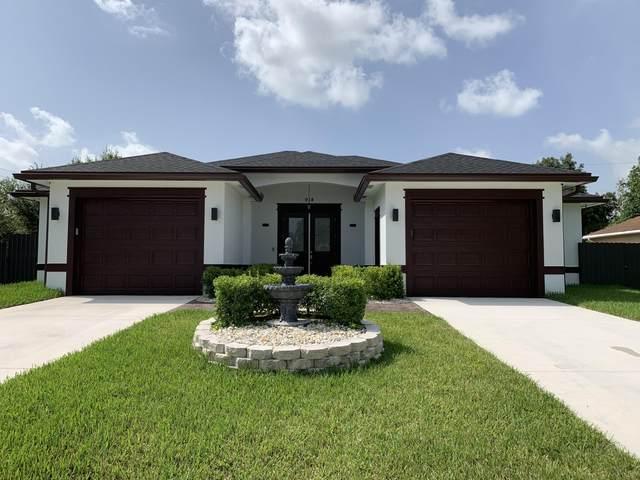 914 SW Mccracken Avenue, Port Saint Lucie, FL 34953 (#RX-10742844) :: Posh Properties