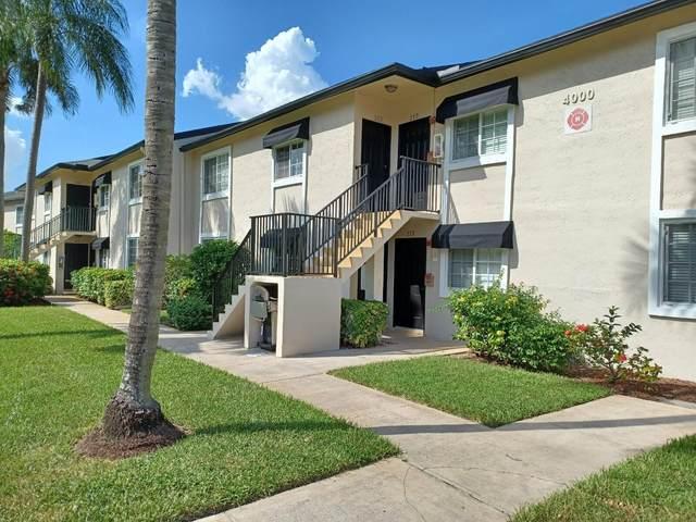 4000 Crystal Lake Drive #112, Deerfield Beach, FL 33064 (#RX-10742862) :: Heather Towe   Keller Williams Jupiter