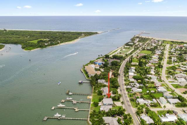 1604 Seaway Drive, Fort Pierce, FL 34949 (MLS #RX-10742871) :: Castelli Real Estate Services