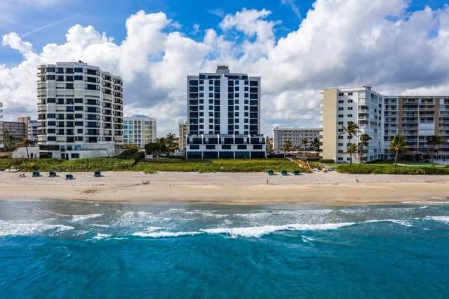 3115 S Ocean Boulevard #1001, Highland Beach, FL 33487 (#RX-10742907) :: IvaniaHomes   Keller Williams Reserve Palm Beach