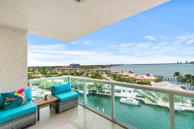 2650 Lake Shore Drive #701, Riviera Beach, FL 33404 (#RX-10742908) :: IvaniaHomes | Keller Williams Reserve Palm Beach