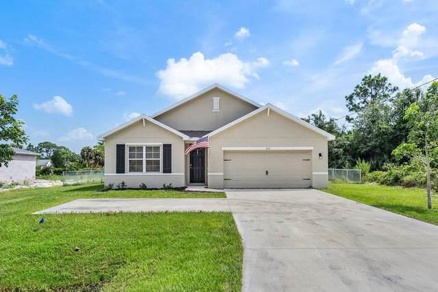 692 SW Paar Drive, Port Saint Lucie, FL 34953 (#RX-10742964) :: Posh Properties