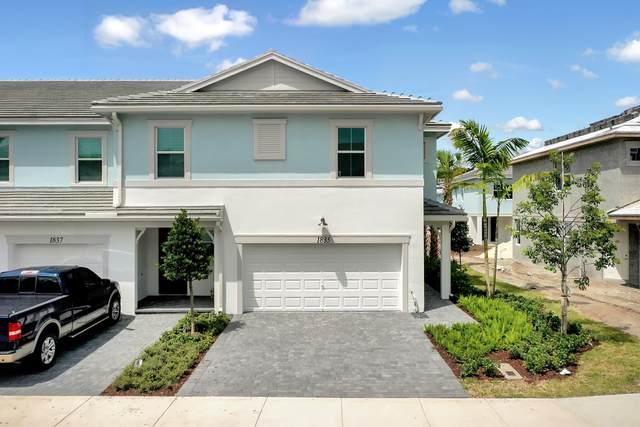 1835 Sandpiper Pointe Place, Deerfield Beach, FL 33442 (MLS #RX-10742970) :: Castelli Real Estate Services