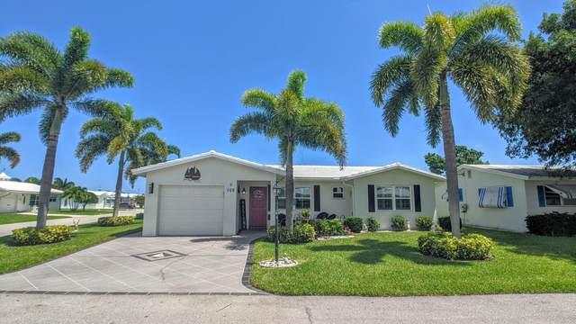 108 SW 14th Street, Boynton Beach, FL 33426 (MLS #RX-10742995) :: Castelli Real Estate Services