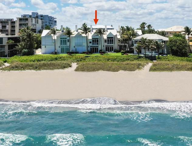 2115 S Ocean Boulevard #11, Delray Beach, FL 33483 (MLS #RX-10743063) :: Castelli Real Estate Services