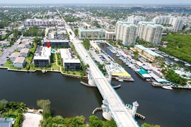 740 E Ocean Avenue #101, Boynton Beach, FL 33435 (#RX-10743068) :: The Power of 2 | Century 21 Tenace Realty