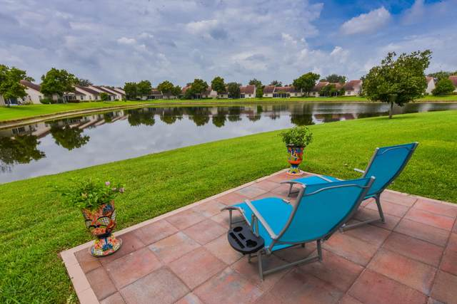 14375 Emerald Lake Drive, Delray Beach, FL 33446 (#RX-10743069) :: Posh Properties