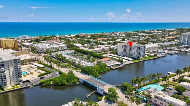86 Macfarlane Drive 9E, Delray Beach, FL 33483 (#RX-10743135) :: IvaniaHomes | Keller Williams Reserve Palm Beach