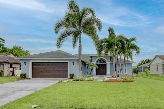 2389 SW Fern Circle, Port Saint Lucie, FL 34952 (#RX-10743172) :: Posh Properties