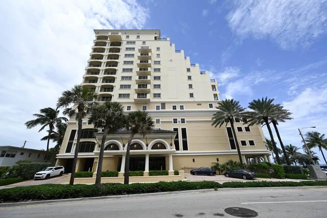 601 N Ft Lauderdale Beach Boulevard #702, Fort Lauderdale, FL 33304 (#RX-10743206) :: The Power of 2   Century 21 Tenace Realty