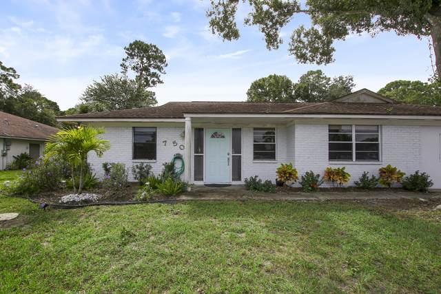 750 SW Port St Lucie Boulevard, Port Saint Lucie, FL 34953 (#RX-10743242) :: Posh Properties