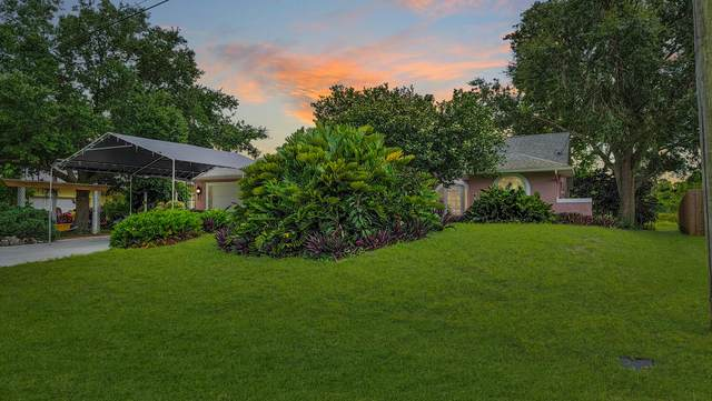 716 SW Abode Avenue, Port Saint Lucie, FL 34953 (MLS #RX-10743260) :: The Paiz Group