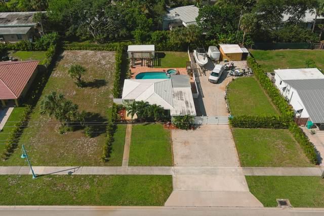 627 NE 10th Avenue, Boynton Beach, FL 33435 (#RX-10743262) :: Posh Properties