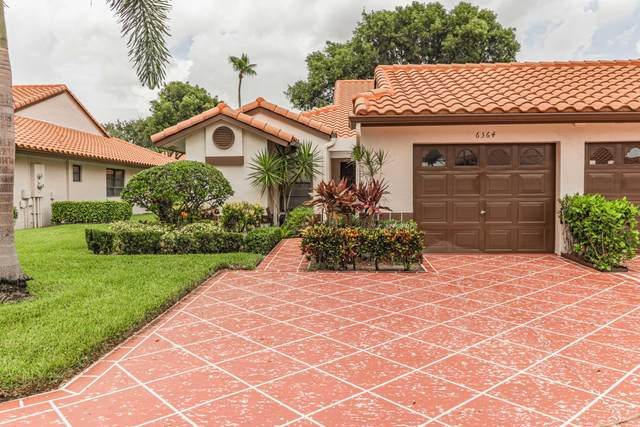 6364 Kings Gate Circle, Delray Beach, FL 33484 (#RX-10743272) :: Michael Kaufman Real Estate