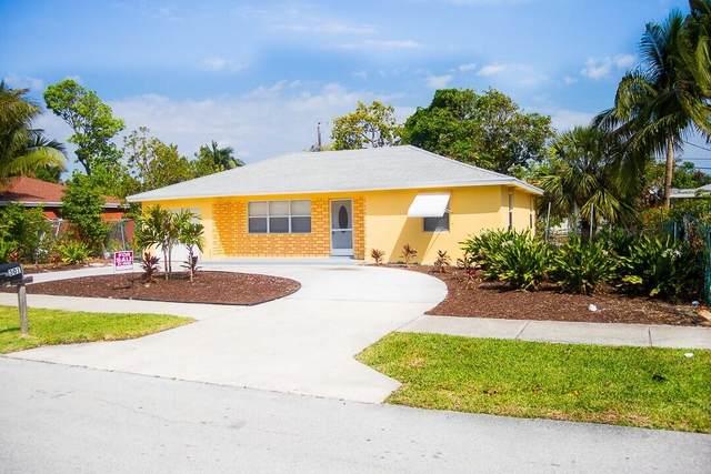 301 Southridge Road, Delray Beach, FL 33444 (#RX-10743280) :: Posh Properties