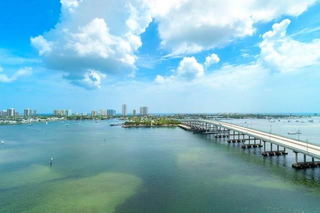 2640 Lake Shore Drive #1411, Riviera Beach, FL 33404 (#RX-10743303) :: IvaniaHomes   Keller Williams Reserve Palm Beach