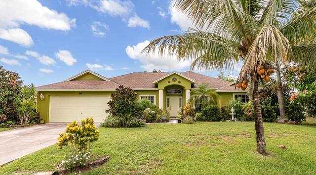 744 SW Monsoon Road, Port Saint Lucie, FL 34953 (MLS #RX-10743306) :: Castelli Real Estate Services