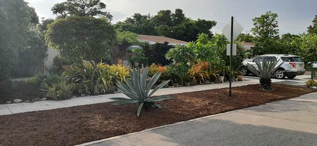 713 Wright Drive, Lake Worth Beach, FL 33461 (#RX-10743312) :: Baron Real Estate