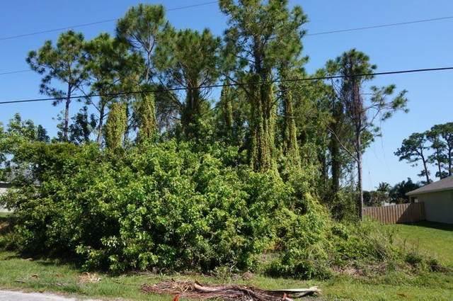 717 SE Lansdowne Avenue, Port Saint Lucie, FL 34983 (MLS #RX-10743316) :: Dalton Wade Real Estate Group
