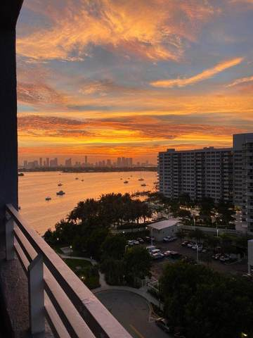1330 West Avenue #1107, Miami Beach, FL 33139 (#RX-10743335) :: Posh Properties