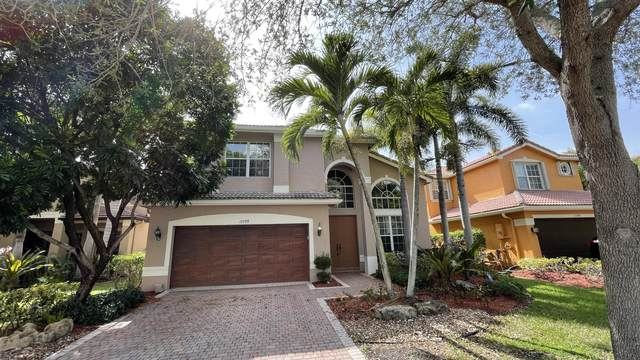 15799 Menton Bay Court, Delray Beach, FL 33446 (#RX-10743349) :: Michael Kaufman Real Estate